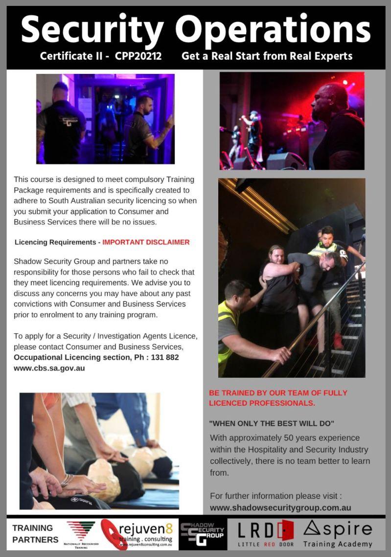 ShadowSecurityGroup Cert II Flyer Page 2